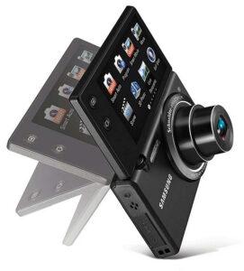 neue perspektiven die digitalkamera mv800 von samsung mit flip out display euronics trendblog. Black Bedroom Furniture Sets. Home Design Ideas