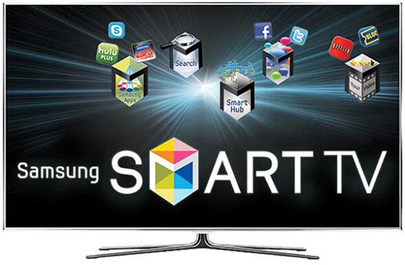 Smart-TV-Funktionen gibt es bereits seit vielen Jahren, der Durchbruch kam 2011. (Foto: Samsung)