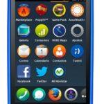 ZTE Open war das erste kommerziell verfügbare Smartphone mit Firefox OS. Bilder: ZTE, Mozilla