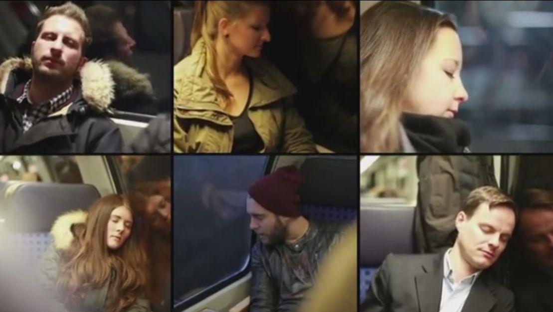 Stimmen im Kopf? Wenn das Zugfenster dir Werbung zuflüstert