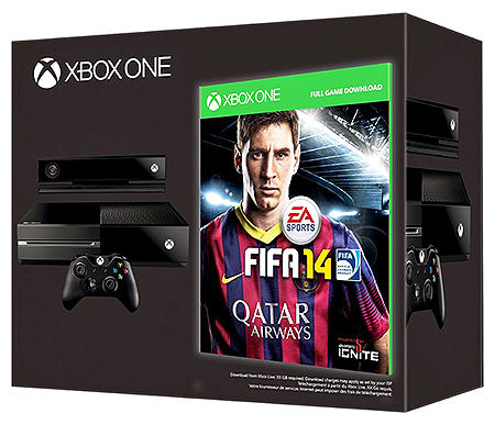 """Xbox One-Vorbesteller der Day One-Edition erhalten """"FIFA 14"""" gratis dazu"""