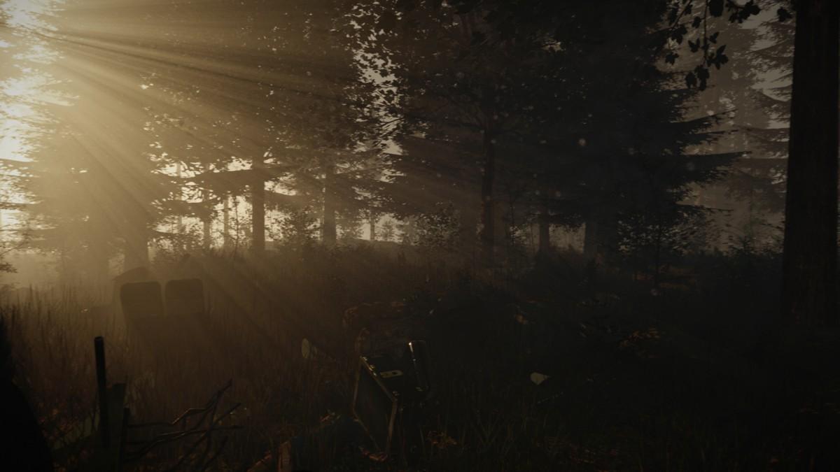 The Forest: Das gruseligste Game für Oculus Rift