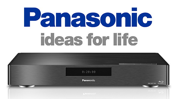 thx zertifizierter blu ray player von panasonic kommt mit nativer 4k bertragung euronics. Black Bedroom Furniture Sets. Home Design Ideas