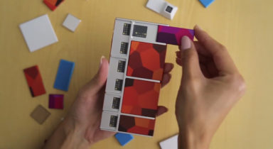 Google Project Ara: (Erfolglose) Idee eines Smartphones mit austauschbaren Komponenten.