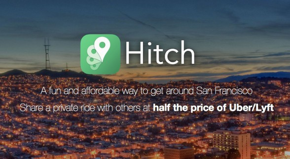 """Neuer Mitbewerber Hitch: """"Noch billiger als Uber"""""""