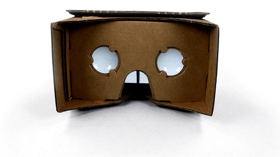 Google Cardboard – Oculus Rift zum Selberbauen aus Pappe
