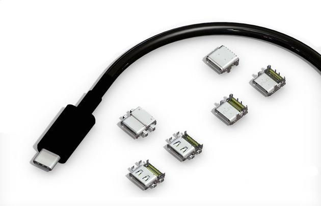Dünnerer und beidseitig verwendbarer neuer USB-Stecker vor dem Start