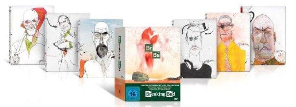 Breaking Bad: Art Collection mit Werken von Ralph Steadman ab November auf Blu-ray und DVD