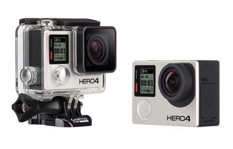 Die GoPro kann auch als Dashcam genutzt werden. Geeignete Software gibt es aber nicht. (Foto: GoPro)