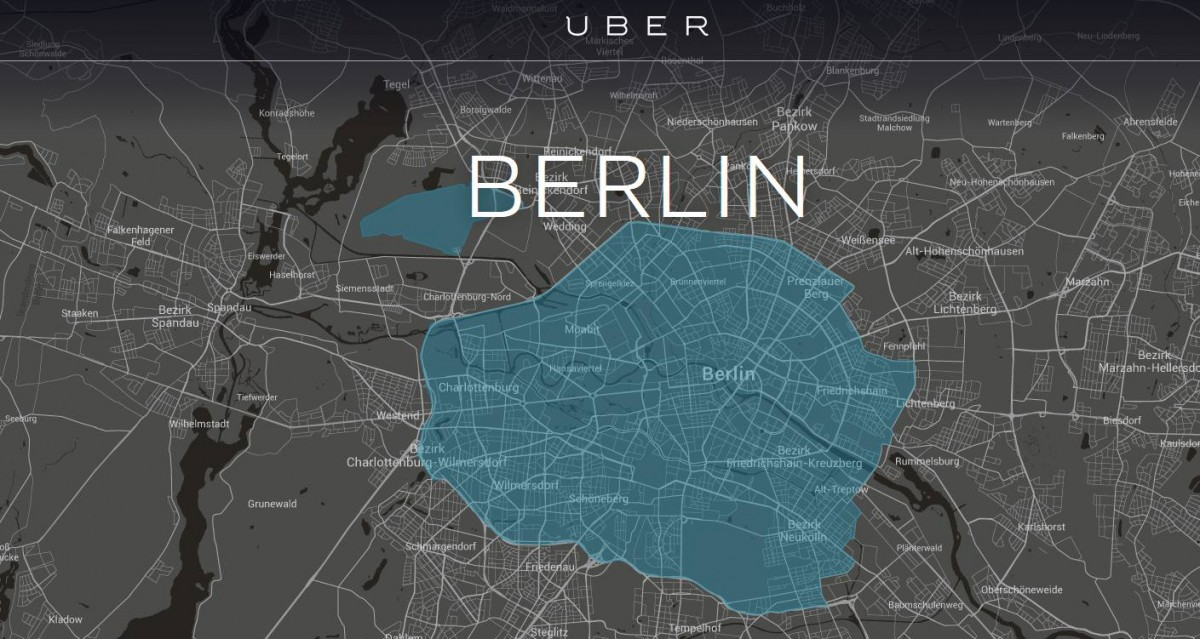 Uber: Alternativer Taxidienst in Deutschland vorerst vor dem Aus