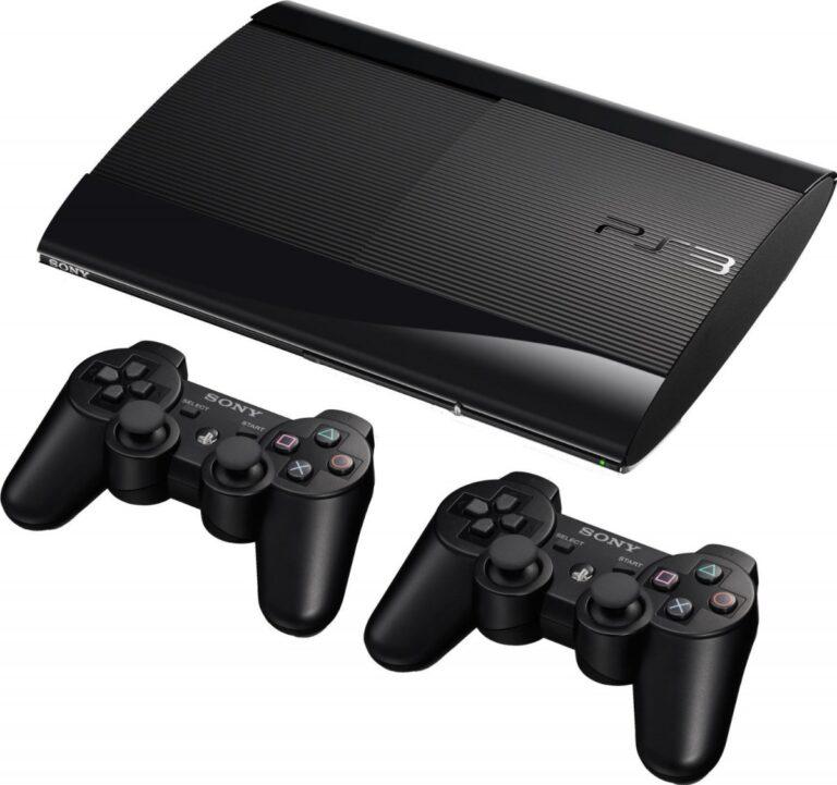 Das ist das letzte PS3-Modell - die PlayStation 3 Super Slim. (Foto: Sony)
