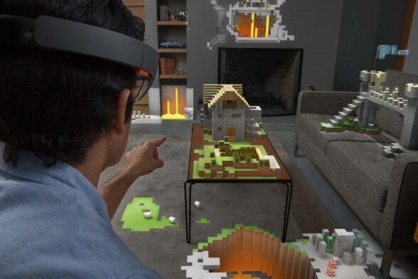 HoloLens könnte auch ein riesiger Flop werden.