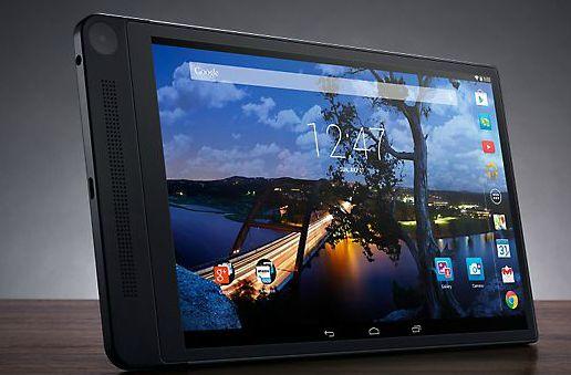 Eigentlich ist das Tablet von Dell ansprechend. Aber.. (Foto: Dell)