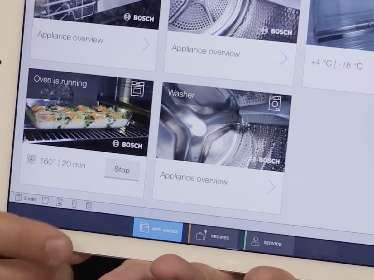 Bosch Kühlschrank Home Connect : Home connect: markenübergreifend intelligente hausgeräte vernetzen