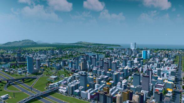 Eine belebte Großstadt. (Foto: Paradox)