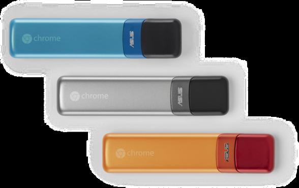 Chromebit von Google und Asus