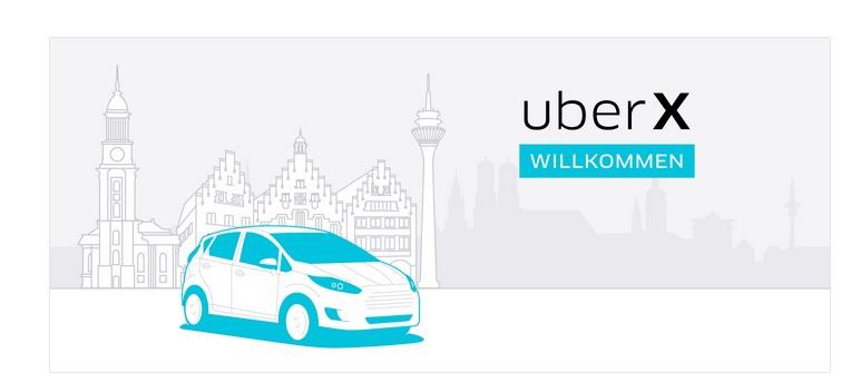 Neustart von Uber X in Deutschland: Rebell handzahm