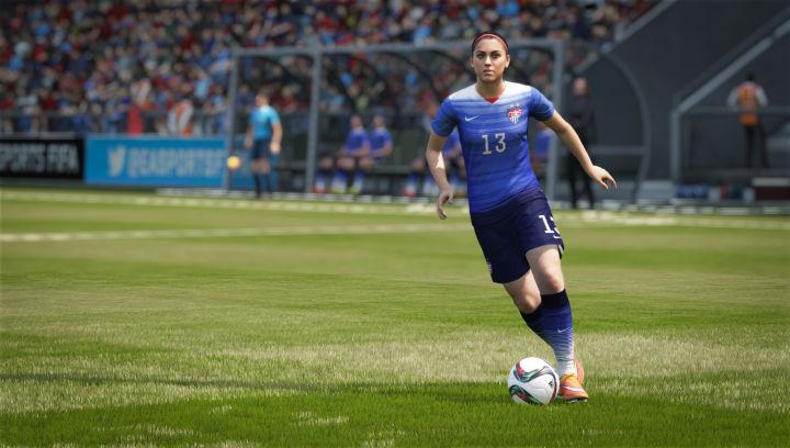 FIFA 16: Endlich auch mit Frauenfußball