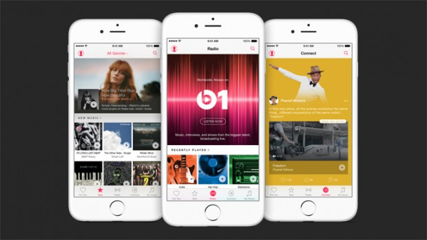Apple Music auf dem iPhone 6
