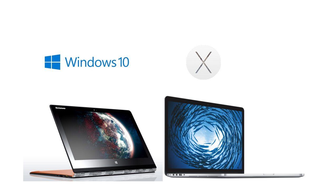 Mac oder PC, Runde 10: Mit Betriebssystemen auf Augenhöhe kommt es endlich wieder auf die Hardware an