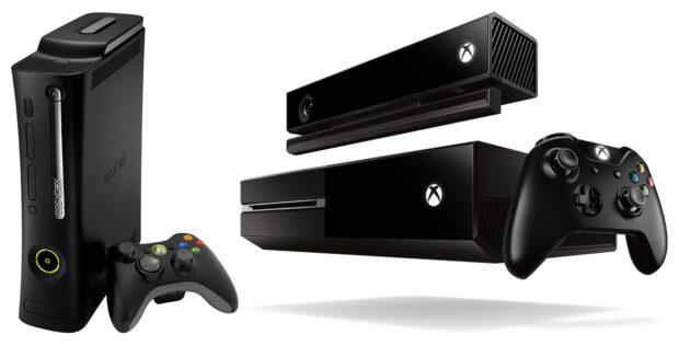 Die Xbox One löst mehr und mehr die Xbox 360 ab. (Foto: Microsoft)