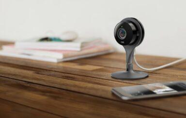 Auch die Indoor-Cam kommt nach Deutschland. (Foto: Nest)