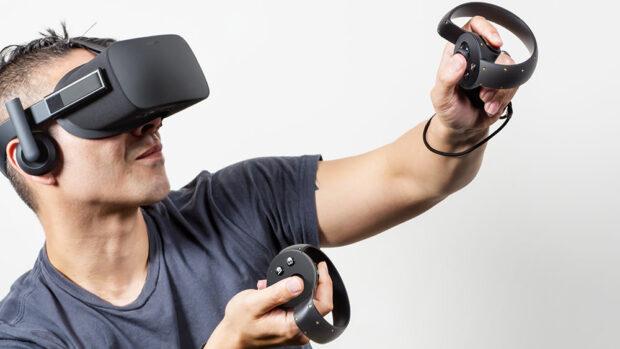 VR muss nicht zwangsläufig so aussehen. (Foto: Oculus VR)