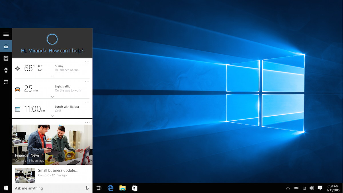 Hallo, Windows 10! Alles, was ihr zum Start des neuen Betriebssystems wissen müsst