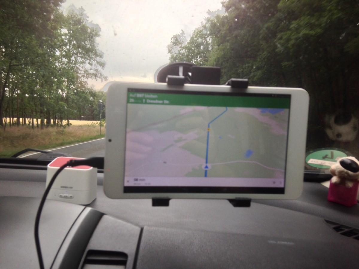 Gps Geräte Für Auto : Das tablet als navigationsgerät fürs auto so geht s für wenig