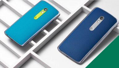Moto X-Serie (2015): Smartphones nach Lust und Laune selbst konfigurieren über den Moto Maker.