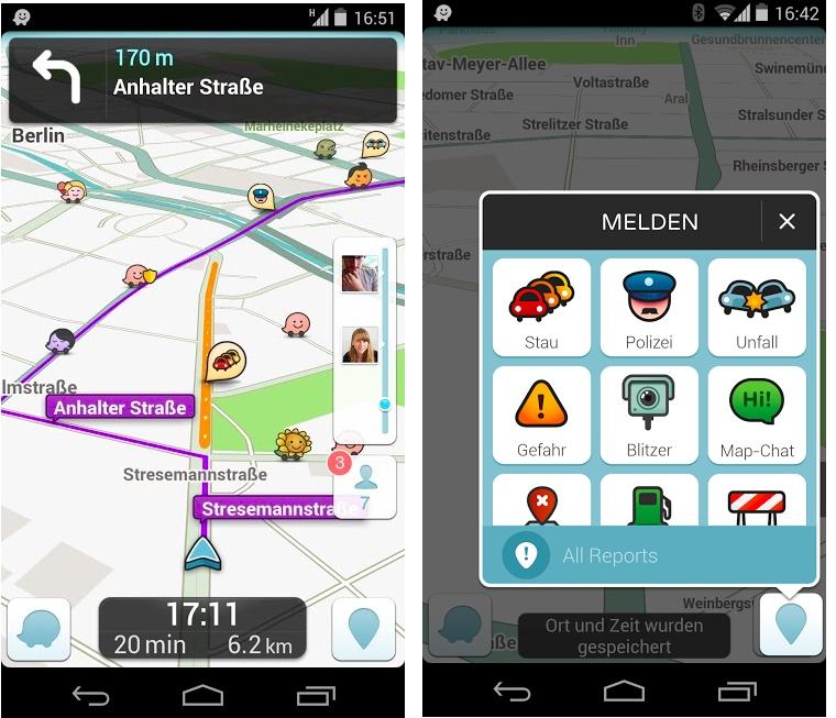 Mitfahrzentrale RideWith: Googles stiller, ganz friedlicher neuer Konkurrent für Uber und Carpooling