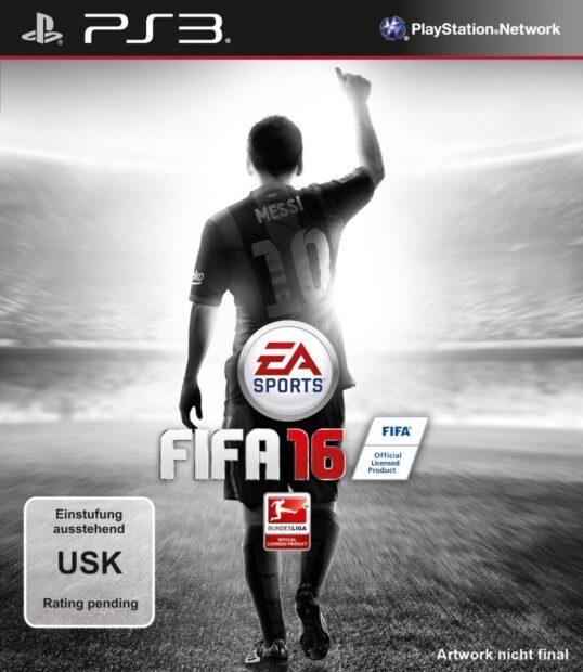 FIFA 16 gibt's ebenfalls für Xbox 360 und PS3. (Foto: EA)