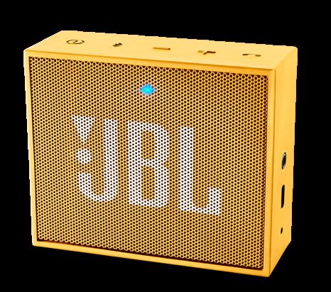 Eine kleine Box wie der JBL Go eignet sich für Musik im Auto. (Foto: JBL)