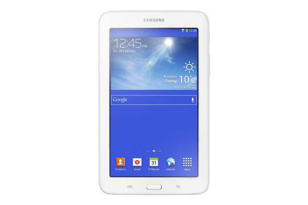 Etwas neuer, aber nicht wirklich High-End: Das Galaxy Tab 3 Lite