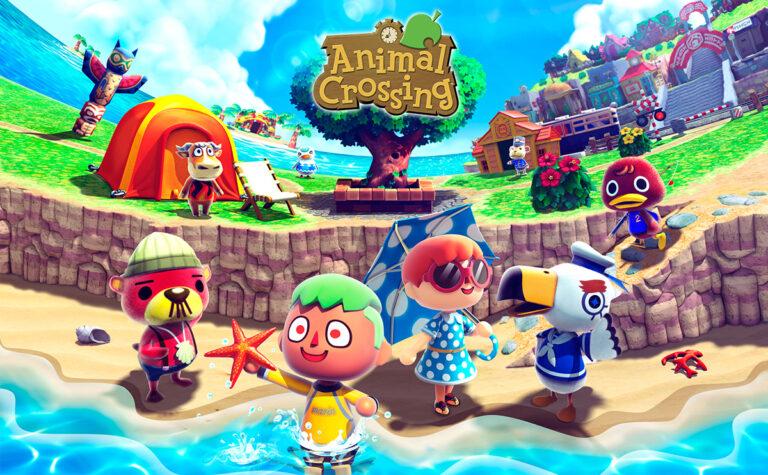 Animal Crossing für Nintendo Switch: Ein Spiel, um es sich zuhause gemütlich zu machen