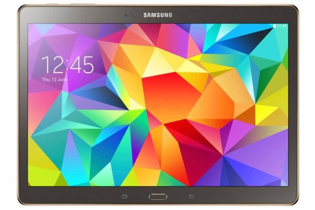 Und der Vorläufer Galaxy Tab S 10.5
