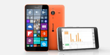 Ein neues Lumia? (Hier im Bild: Lumia 640XL)