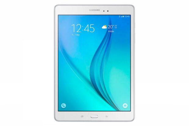 Attraktive Mittelklasse: Galaxy Tab A
