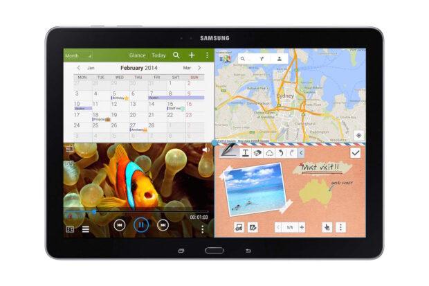 Für den Business-Bereich gedacht: Galaxy Tab Pro