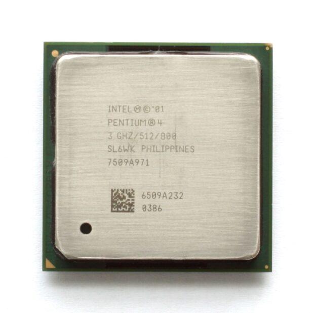 Millionen Prozessoren, die noch im Einsatz sind, sind betroffen. (Foto: Wikipedia)
