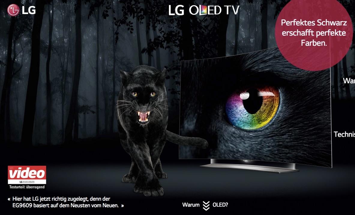 OLED vs ULED vs SUHD: Welche Technik bietet das bessere TV-Bild?