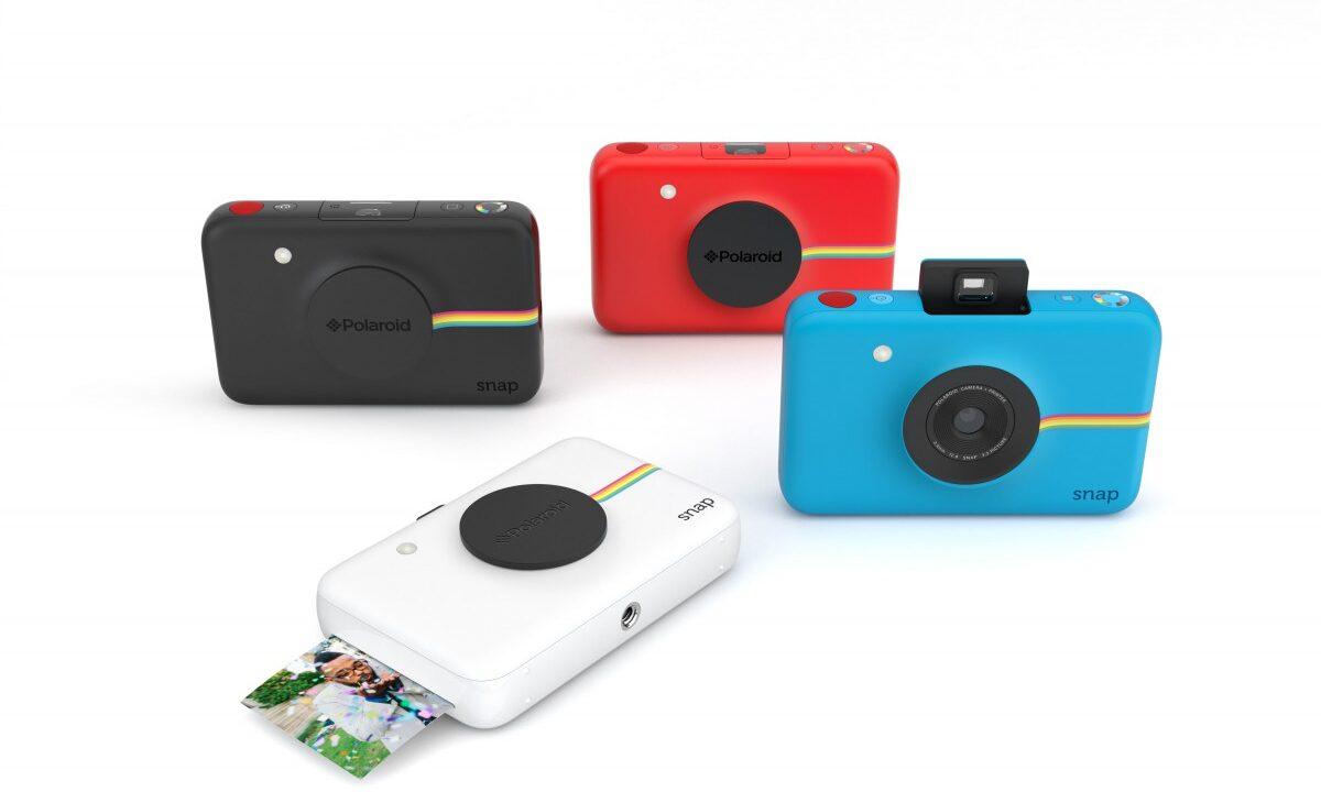 Polaroid Snap: Digitale Sofortbildkamera für den kleinen Geldbeutel