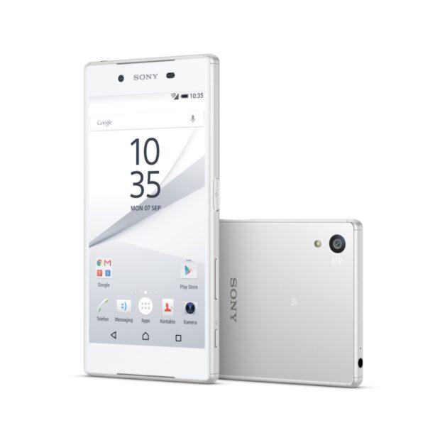 Das Sony Xperia Z5 ist gemäß IP68 gegen Wasser, Schmutz und Staub geschützt. (Bild: Sony)