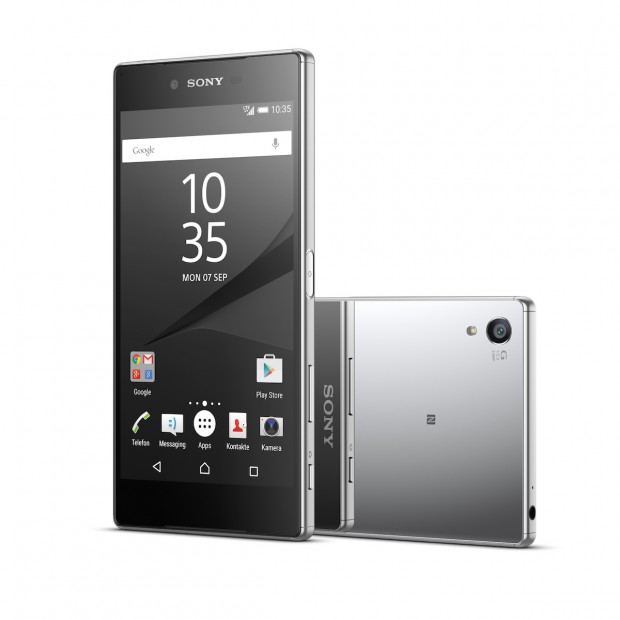 Mit 4K-Display: Sony Xperia Z5 Premium