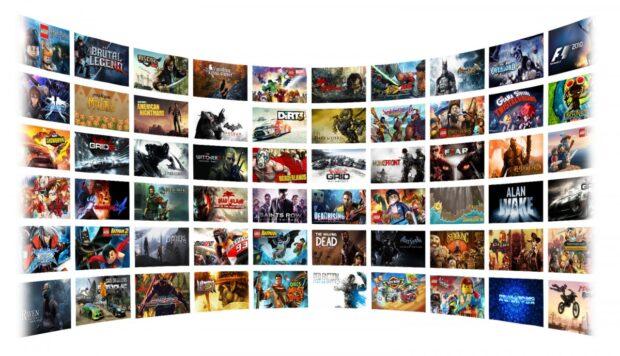 Viele Spiele. (Foto: Nvidia)