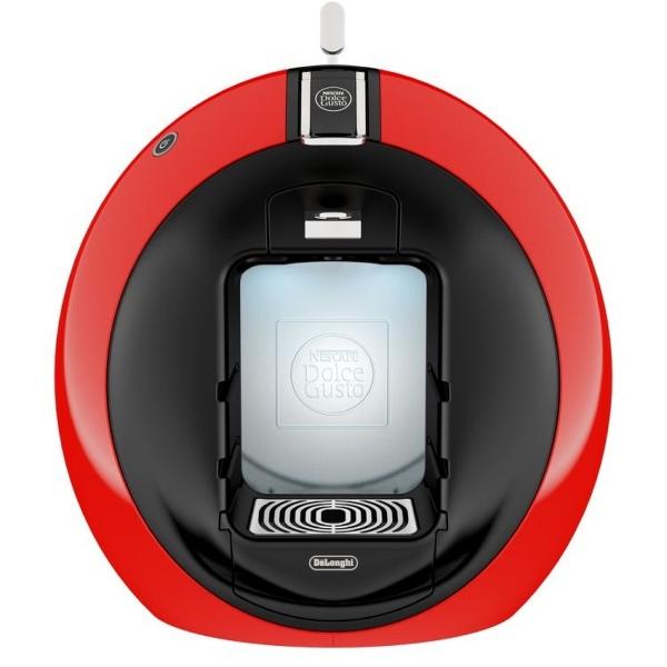 Kaffeemaschinen können in durchaus futuristischem Design daherkommen wie hier die DeLonghi Dolce Gusto.