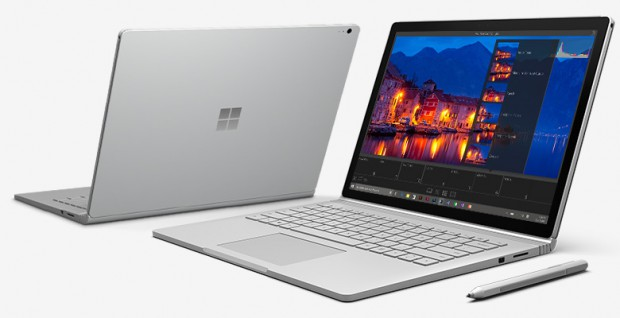 Surface Book: Mehr Laptop als Tablet, Microsofts Gegenstück zum MacBook Pro