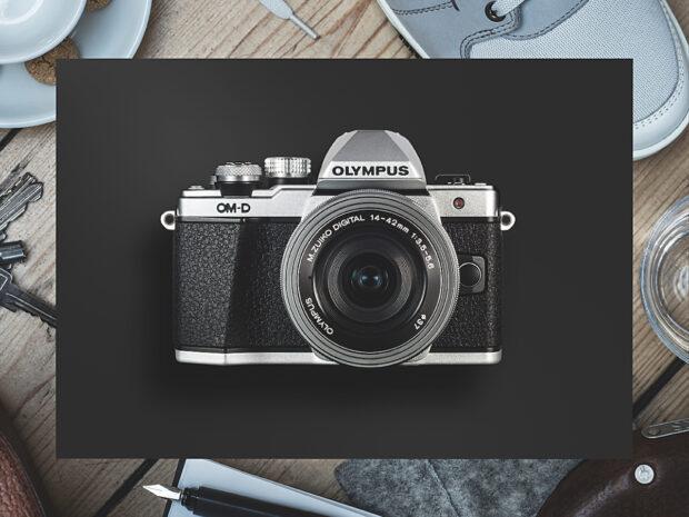 Olympus Systemkamera OMD E10 Mark II