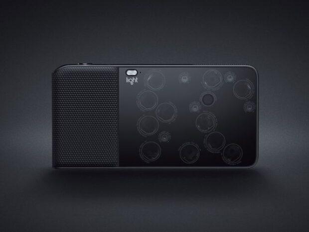 """Light L16: Kuriose neue Kamera in Smartphone-Größe mit """"Spiegelreflex-Qualität"""""""