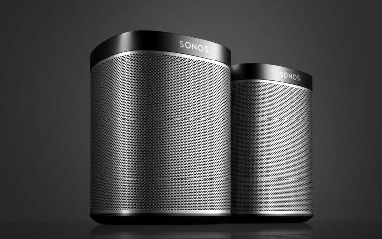 Die Play-Modelle von Sonos werden unterstützt. (Foto: Sonos)